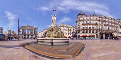 R alisations de visites virtuelles en 360 x 180 paris - Location meuble montpellier centre ville ...