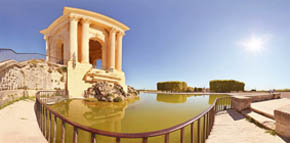 photographie panoramique 360° Montpellier